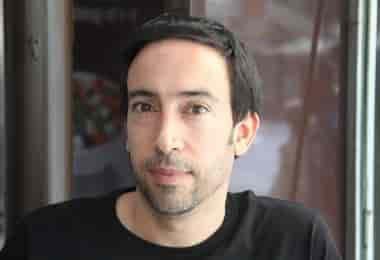 entrevista escritor Enrique Laso