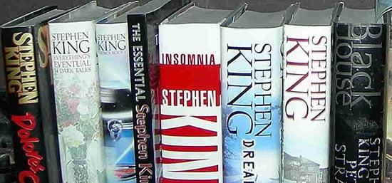 sugerencias y consejos para escribir un libro de Stephen King